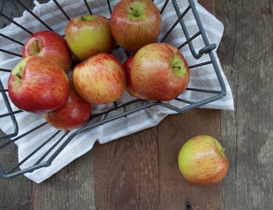 Local Organic Apples, Bagged McIntosh - BC Grown- Code#: PR101007LPO