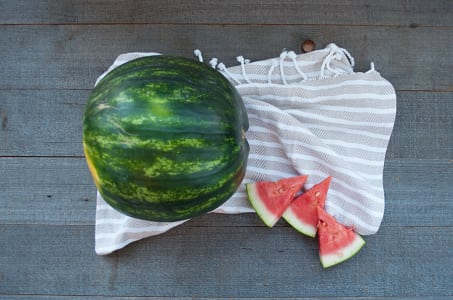 Organic Watermelons, Mini - Seedless- Code#: PR101089NCO