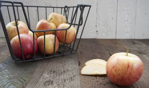 Organic Apples, Bagged Honeycrisp - Premium apple- Code#: PR147255NCO