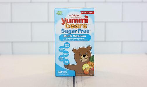 Yummi Bears - Sugar Free Complete Multi-Vitamin- Code#: VT0250