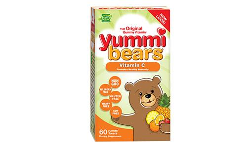 Yummi Bears - Vitamin C- Code#: VT0258