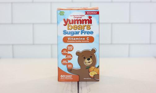 Yummi Bears - Sugar Free Vitamin C- Code#: VT0260