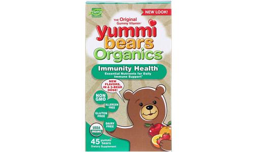 Yummi Bears - Organic Immunity Health- Code#: VT0252