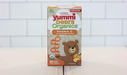 Organic Yummi Bears - Vitamin C- Code#: VT0259