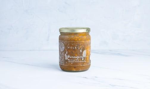 Portobello Curry (Frozen)- Code#: PM1124
