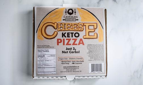 Keto Cheese Pizza 8  (Frozen)- Code#: PM0359