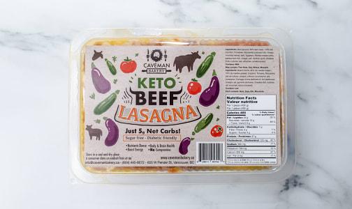 Keto Beef Lasagna (Frozen)- Code#: PM0358