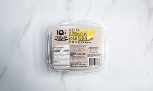 Keto Lemon Me Up! Bar- Code#: DE0280