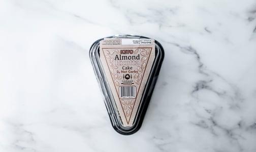 Keto Almond Ricotta Cake (Frozen)- Code#: DE0307