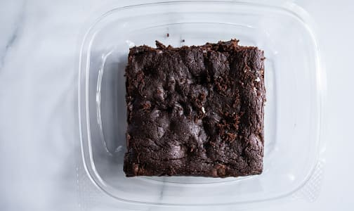 Vegan Choco Walnut Brownie- Code#: DE0236