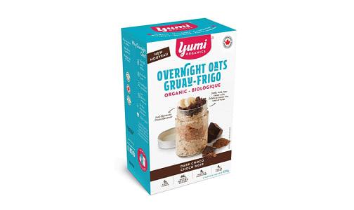 Organic Dark Chocolate Overnight Oats- Code#: CE0045