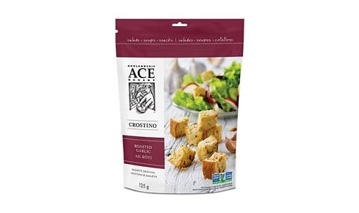 Crostino - Roasted Garlic- Code#: BR0527