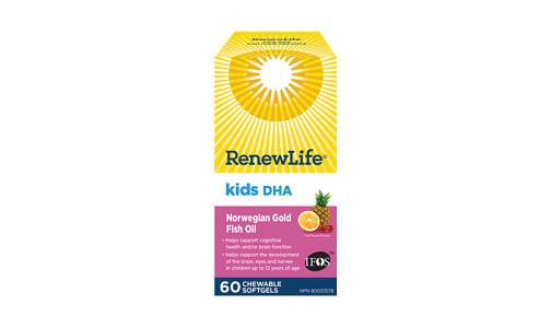 NG Kids DHA- Code#: VT1048