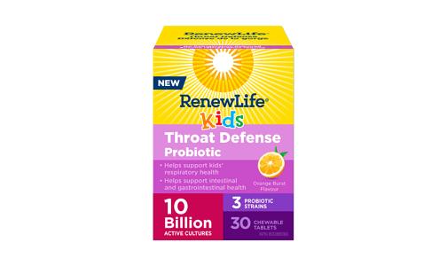 Kids Throat Defense Probiotic- Code#: VT1135