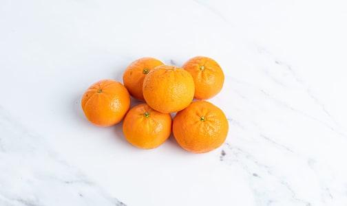 Organic Oranges, Clementine - Gold Nugget- Code#: PR130213NPO