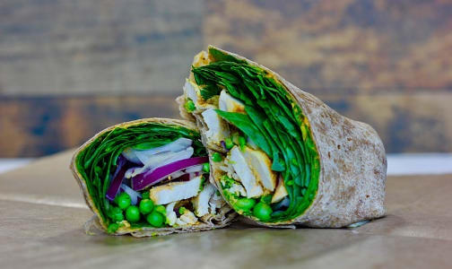 Butter Chicken Wrap- Code#: PM0733