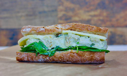 Roasted Chicken Baguette- Code#: PM0737