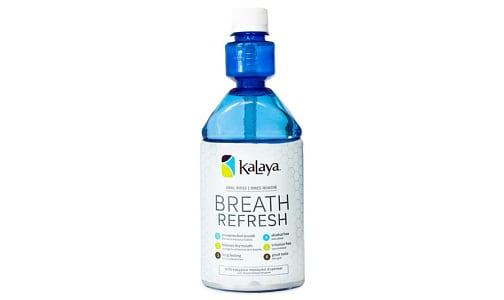 Breath Refresh Oral Rinse- Code#: PC3097