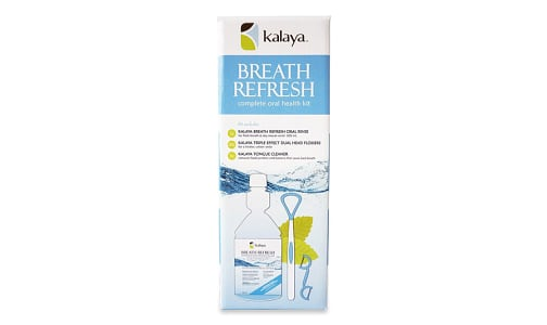 Breath Fresh Oral Kit- Code#: PC3094