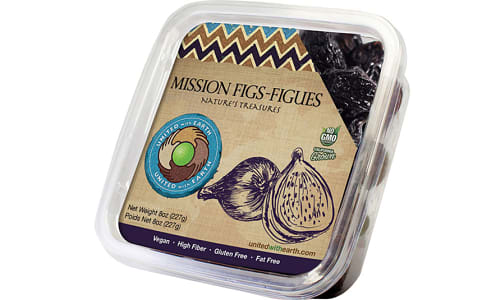 Organic Fig, Black Mission -  Wu Hua Guo - Code#: PR101114NCO