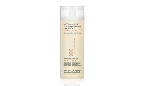 50:50 Balanced Hydrating-Clarifying Shampoo- Code#: PC3361