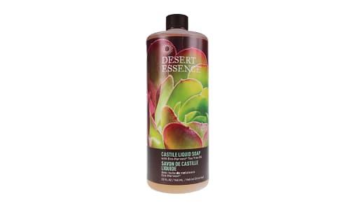Castile Liquid Soap - Refill- Code#: PC3285