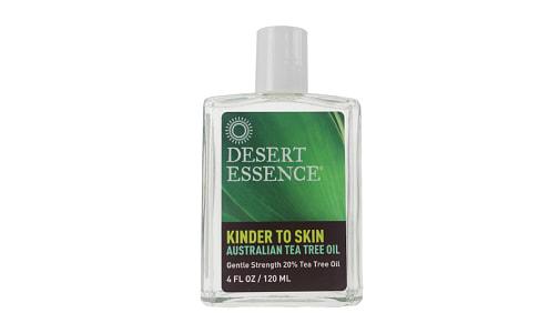 Kinder to Skin Australian Tea Tree Oil- Code#: PC3262
