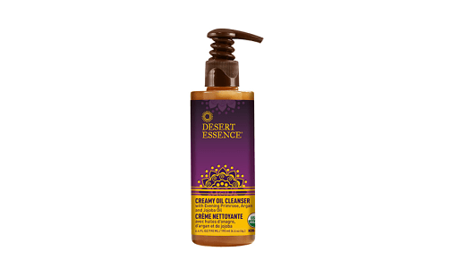 Organic Creamy Oil Cleanser- Code#: PC3256