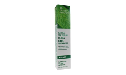 Ultra Care Toothpaste - Mega Mint- Code#: PC3295