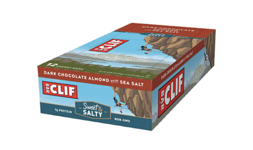 Organic CASE Dark Chocolate Almond with Sea Salt- Code#: SN1754-CS