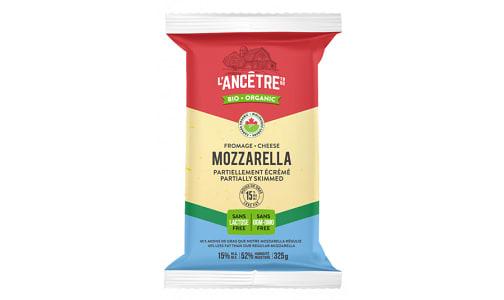 Organic Mozzarella 28% MF- Code#: DC0016