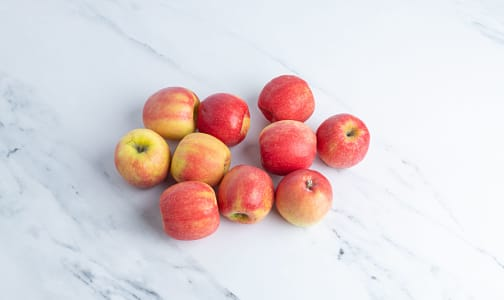 Local Organic Apples, Bagged Pink Ladies- Code#: PR193209LPO