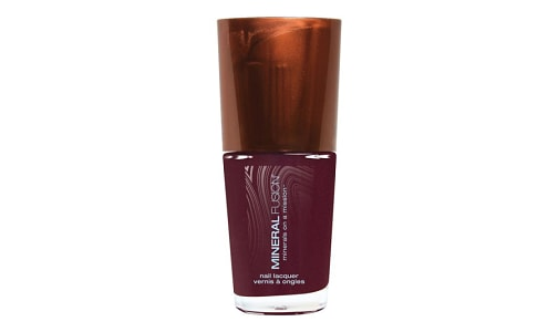 Nail Polish - Pretty In Plum- Code#: PC3798