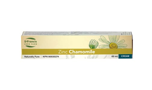 Zinc Chamomile Cream- Code#: PC4390