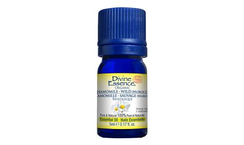 Organic Chamomile - Wild (Morocco)- Code#: PC3548