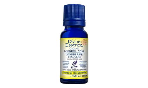 Organic Lavender - Spike- Code#: PC3511