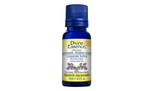 Organic Lavender - Hybrid Super- Code#: PC3536