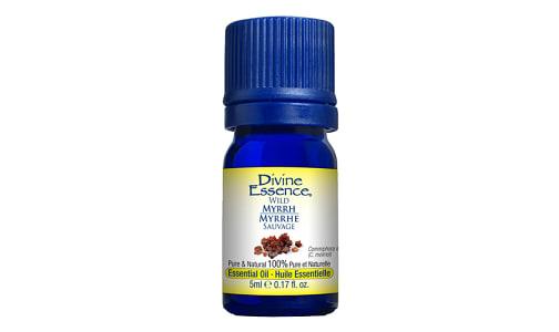 Organic Myrrh- Code#: PC3483