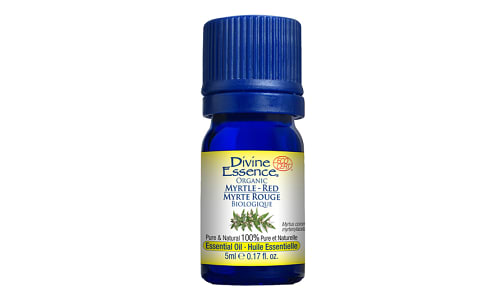 Organic Myrtle - Red- Code#: PC3555