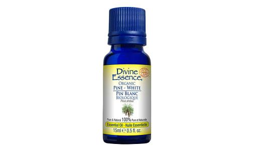 Organic Pine - White- Code#: PC3577
