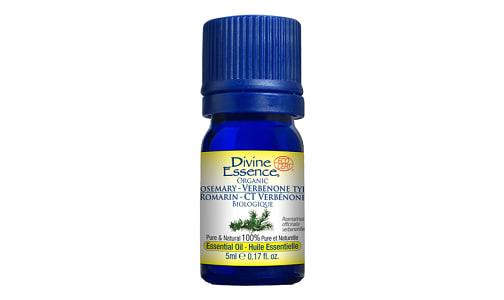 Organic Rosemary - Verbenone Type- Code#: PC3482