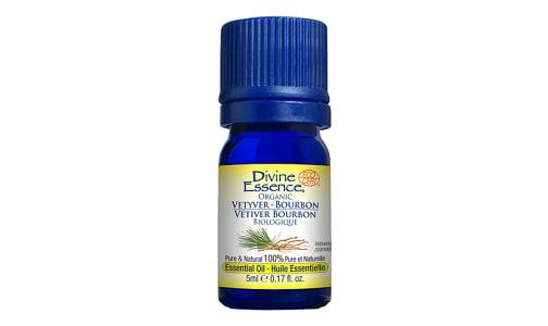 Organic Vetiver Bourbon- Code#: PC3573