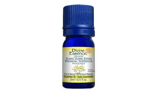 Organic Ylang Ylang Extra (Premium)- Code#: PC3562