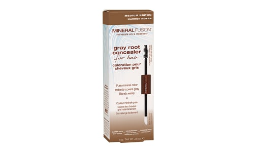 Gray Root Concealer - Medium Brown- Code#: PC3918