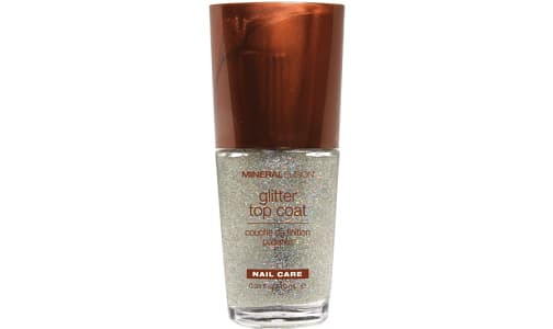 Nail Polish - Whisper - Glitter Top Coat- Code#: PC3937