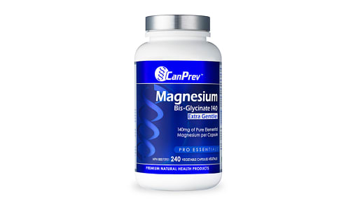 Magnesium Bis-Glycinate 140 Extra Gentle- Code#: VT0294