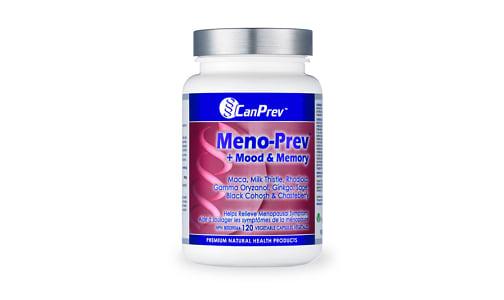 Meno-Prev™ + Mood & Memory- Code#: VT0278