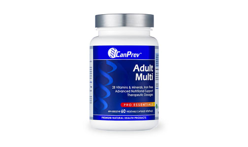 Organic Adult Multi- Code#: VT0291