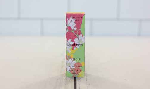 Organic Roll-On Perfume - Neroli- Code#: PC3441