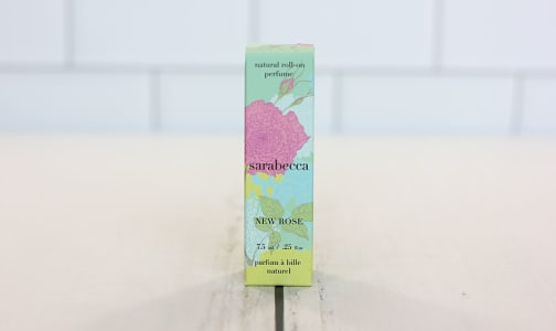Organic Roll-On Perfume - New Rose- Code#: PC3443